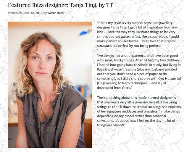 Tanja Ting.