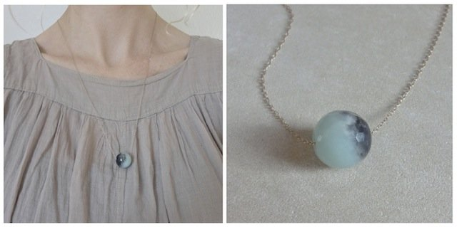Ausa - Necklace by Tanja Ting