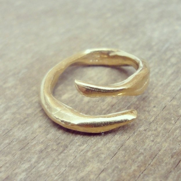 Ring by Tanja Ting
