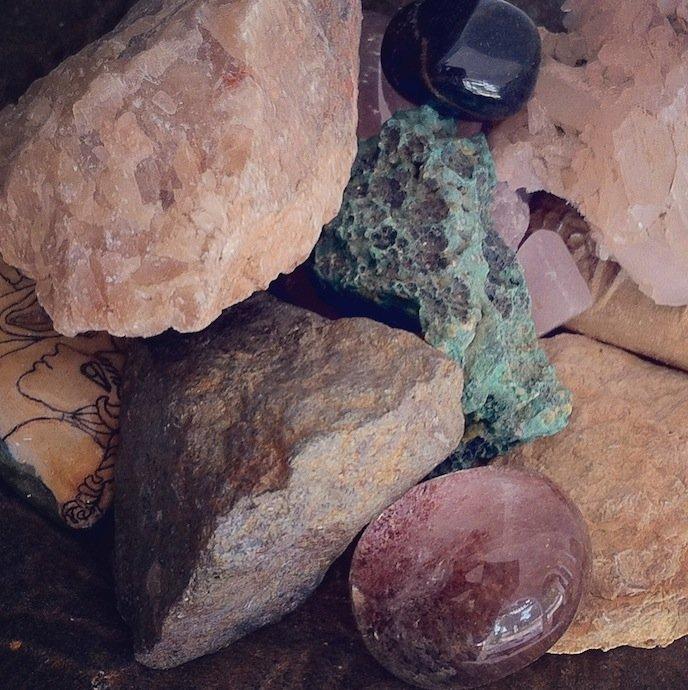 Crystals by Tanja Ting