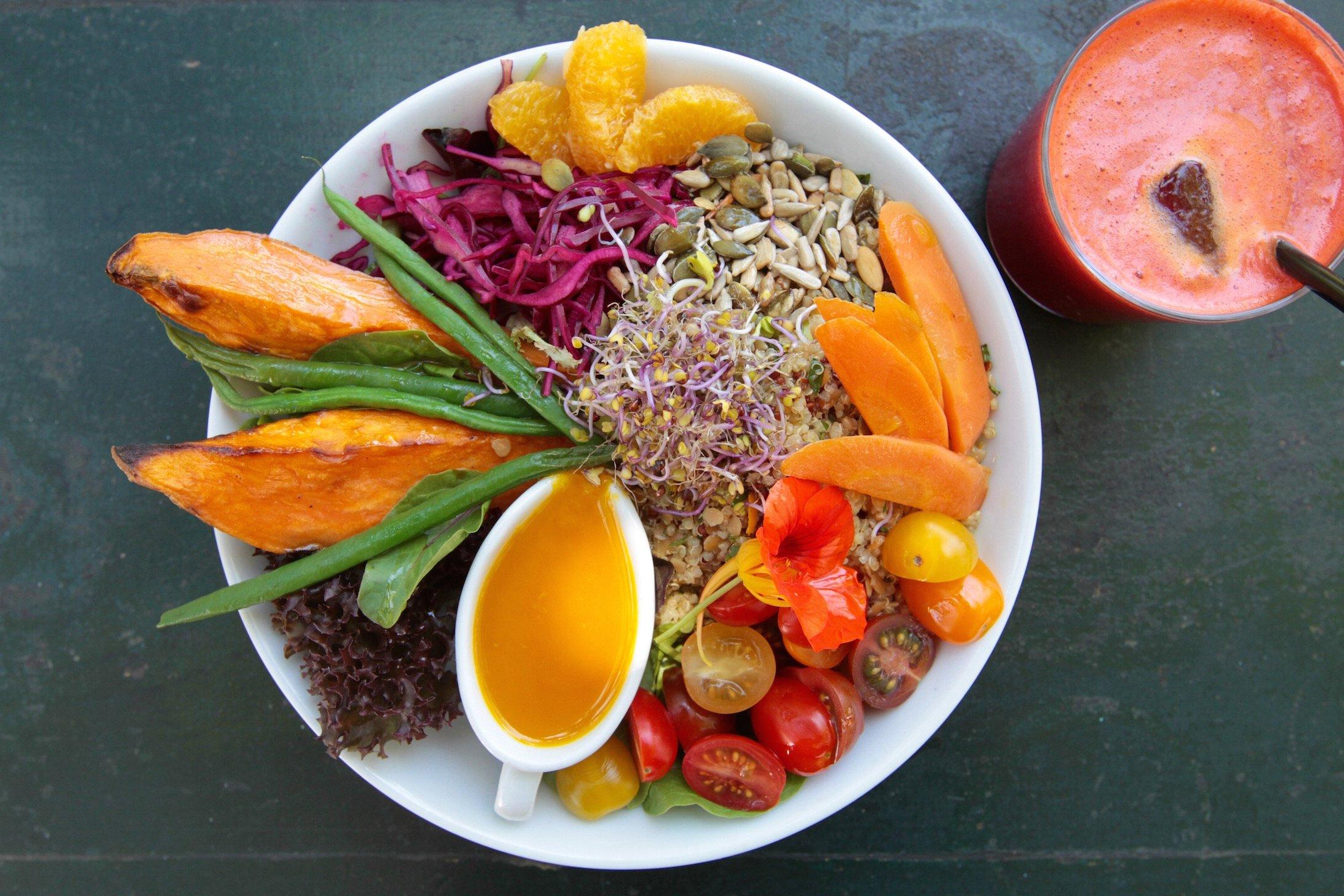La Paloma salad by Tanja Ting-Pure Goodness